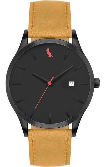 Relógio Reserva Masculino Analógico Com Data - Re2315ab