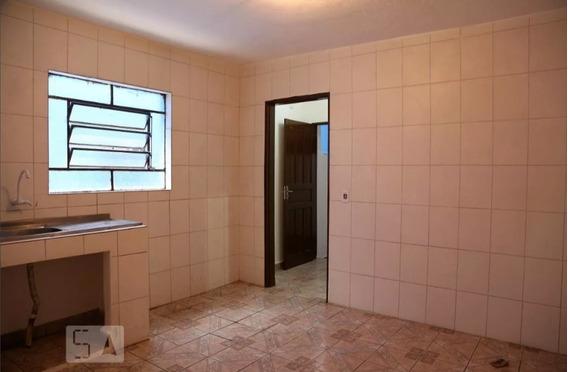 Casa Para Aluguel, 1 Dormitórios, Parque Pinheiros - Taboão Da Serra - 1734
