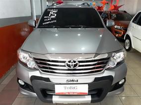 Toyota Hilux Sw4 2.7 Sr 4x2 16v Flex 4p Automático 2015/2015