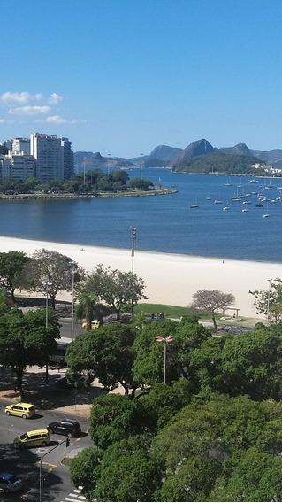 Apartamento Praia De Botafogo Espaçoso Prox Shopping 150 Mil