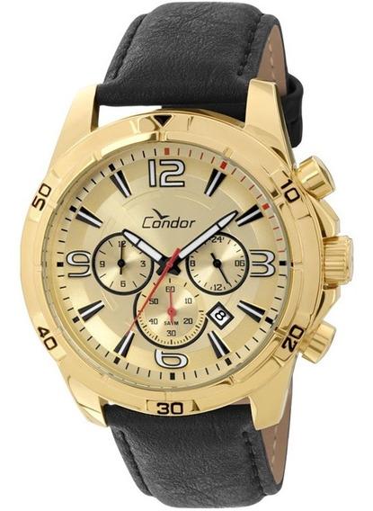 Relógio Condor Masculino Cronógrafo Covd33af/2x