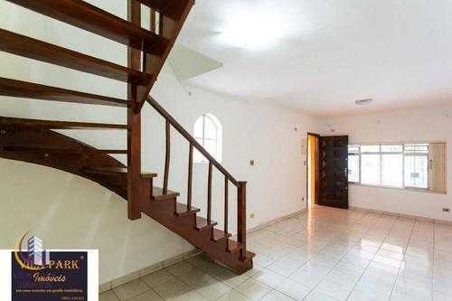 Sobrado Com 3 Dormitórios À Venda, 220 M² Por R$ 650.000,00 - Presidente Altino - Osasco/sp - So0667