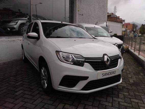 Renault Sandero Life + Fase Ii