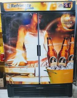 Freezer Cervejeiro 2 Portas