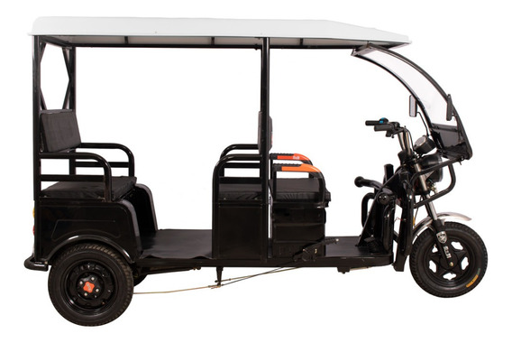 Tricimoto Motocarro Eléctrica Pasajeros Nueva Modelo 2021
