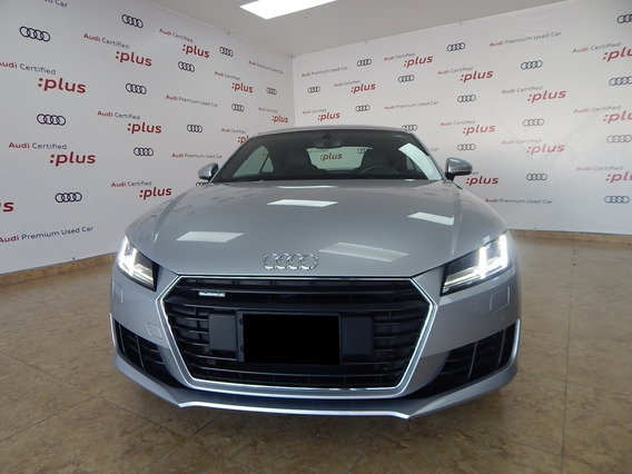 Audi Tt 2016 2.0 Coupe Sport High Quattro S-tronic At