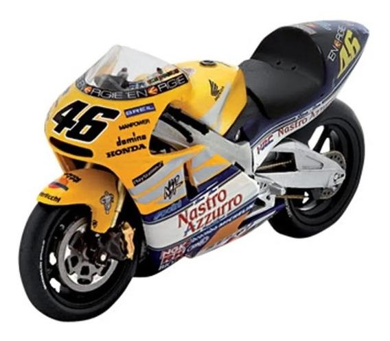 Honda Nsr 500 2011 Valentino Rossi 46 Motos Competicion 1/18