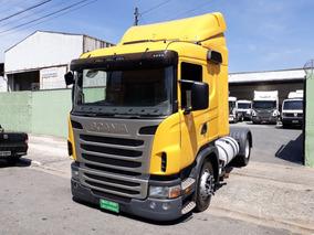 Scania G 380 4 X 2 2011, P340, G440, P360