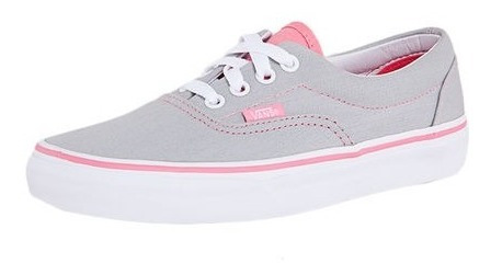 Zapatillas Vans Mod Era Gris/rosa!! 100% Original! Vs Colo!r