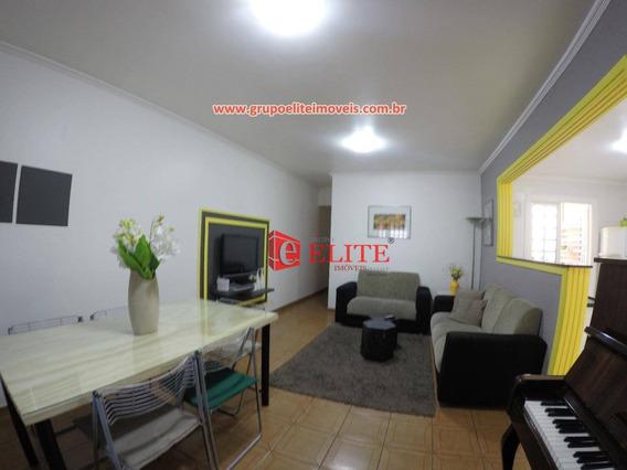 Casa Térrea, 3 Quartos, 31 De Março, São José Dos Campos. - Ca1720
