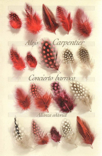 Libro: Concierto Barroco ( Alejo Carpentier)