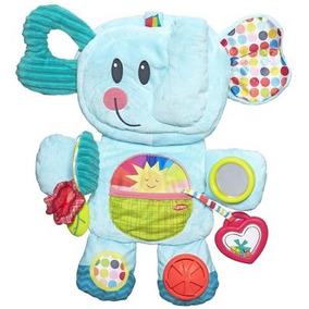 Brinquedos Bebês Elefante Tapete Atividades Hasbro B2263
