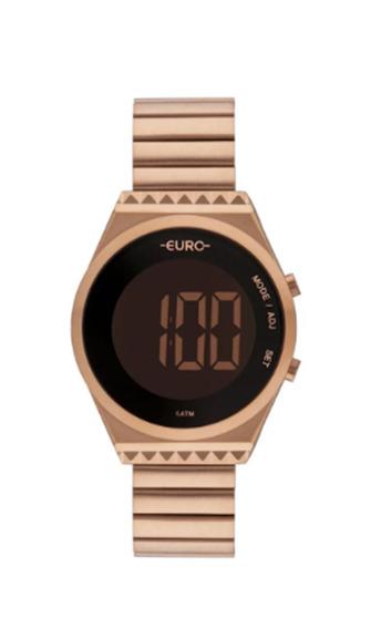 Relógio Feminino Euro Eubjt016ab/4j