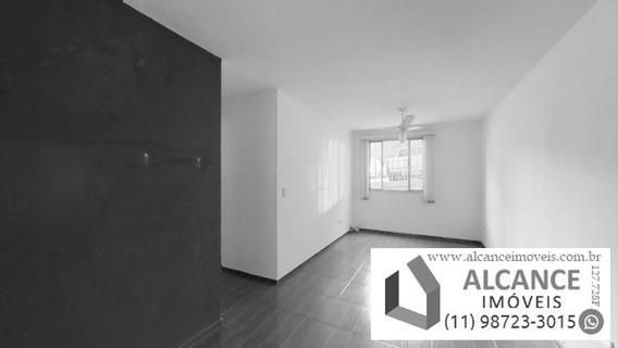 Apartamento 55 M² Com 2 Dormitórios E 1 Vaga - Butantã/sp , Próximo Ao Metrô Vila Sônia | Alcance Imóveis - Ap00178 - 34253893