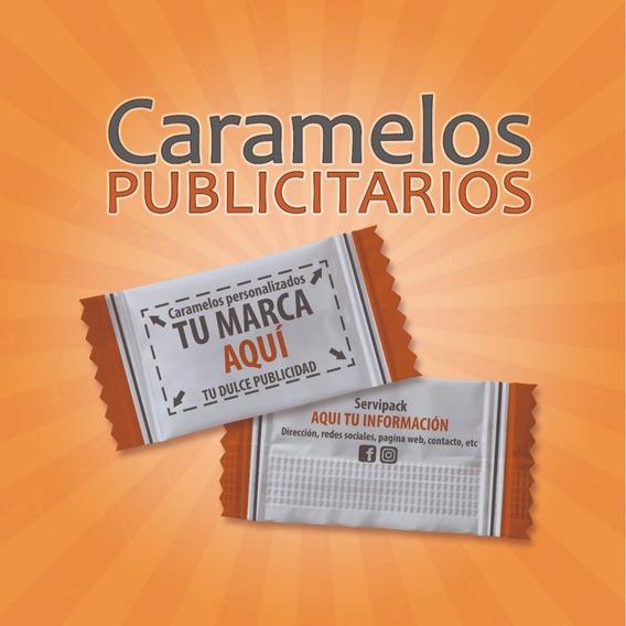 Caramelos Publicitarios 100% Personalizados