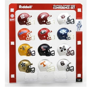 Sec Conference Pocket Pro Revolution Estilo Ncaa Con