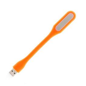 Mini Luminária De Led Portátil Flexível Usb Abajur Lâmpada -