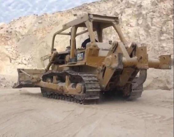 Tractor Bulldozer Caterpillar D7g Ripper