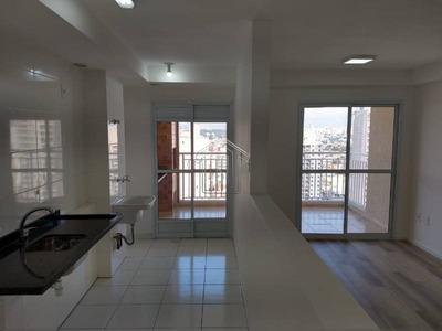 Apartamento Em Condomínio Padrão Para Venda No Bairro Vila Valparaíso, 3 Dorm, 1 Suíte, 2 Vagas, 82,00 M - 10952gigantte