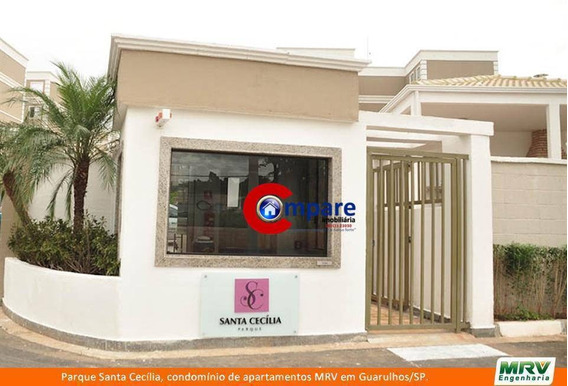 Apartamento Com 2 Dormitórios À Venda, 40 M² **leilão Caixa**- Bonsucesso - Guarulhos/sp - Ap7798