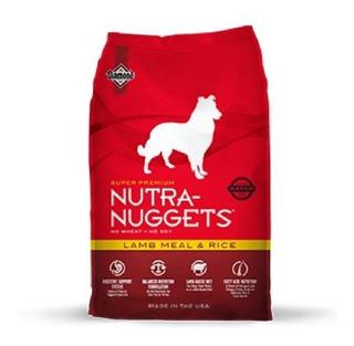 Nutra Nuggets Cordero Y Arroz 15kg+3 - kg a $13933