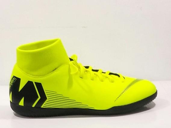 Tenis Nike Amarillos Para Futbol