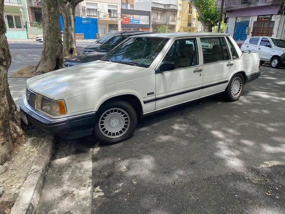 Volvo 760 2500 Turbo/intercool