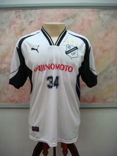 Camisa Futebol Internacional Limeira Sp Puma Antiga 2100
