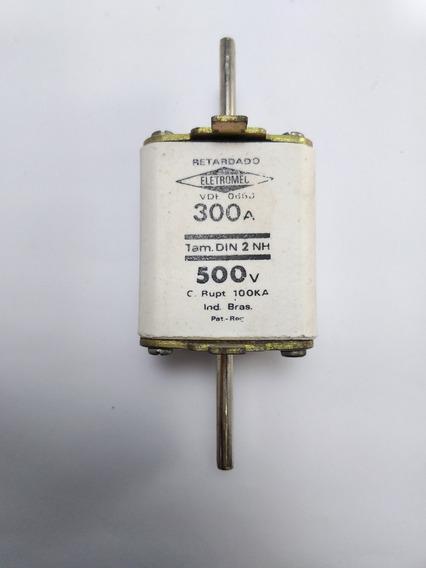 Fusível Retardado Nh Eletromeo 300 Amperes Sitor