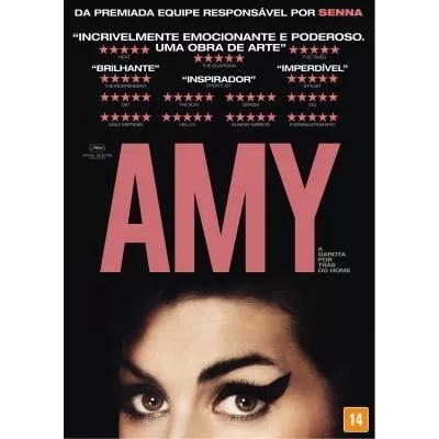 Dvd Amy - A Garota Por Trás Do Nome