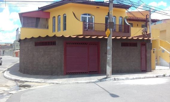 Sobrado À Venda, 3 Quartos, 2 Vagas, Vila Barros - Guarulhos/sp - 1011