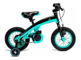 Bicicleta Niño Rodado 12 Stark Hypper Xr