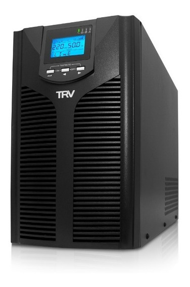 Ups Trv Sinus 2000 Lt / Interactiva / Sinusoidal / Bat. Ext.