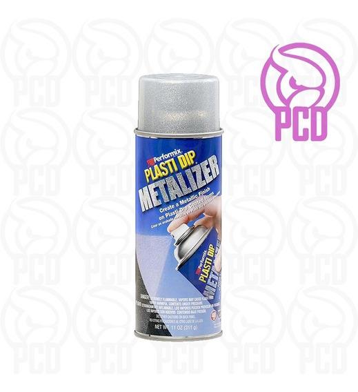 Pintura Plastidip Bright Aluminum Vinilo Liquido - Pcd