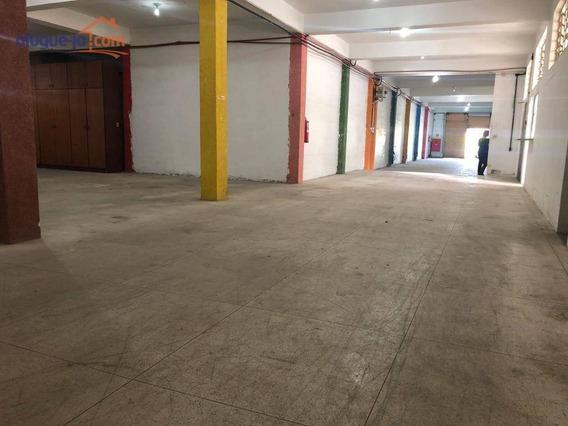 Ponto Comercial Para Locação, Parque Industrial, São José Dos Campos. - Pt0213