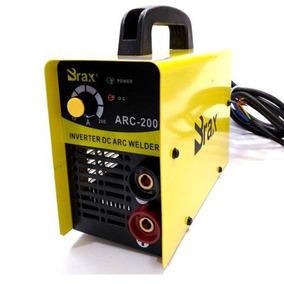 Maquina De Solda Inversora 200 Amperes Brax 110v