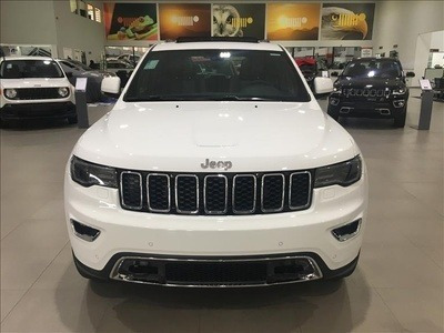 Jeep Grand Cherokee 3.6 Limited Aut. 5p 2018