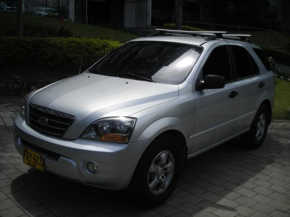 Kia Sorento Lx 2.5 Diesel 2007 Mecanico 4x4