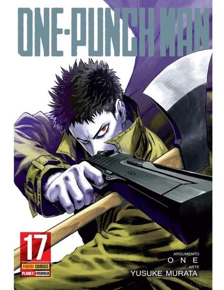 Manga One Punch Man 17