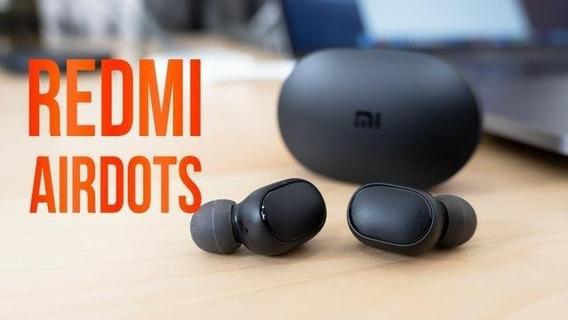 Fone Xiaomi Redmi Airdots Bluetooth Pronta Entrega