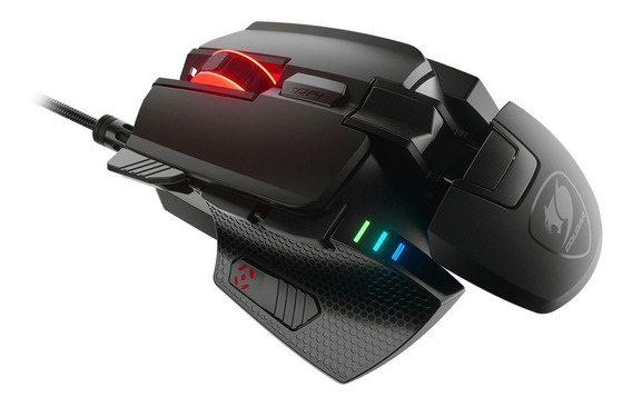 Mouse Gamer Cougar 700m Evo 16.000 Dpi Rgb