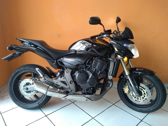 Honda Hornet 600 2010 Preta