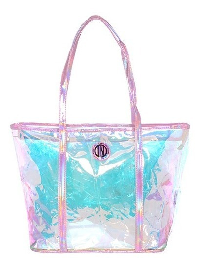 Bolso Playero Cristal Influencer Original