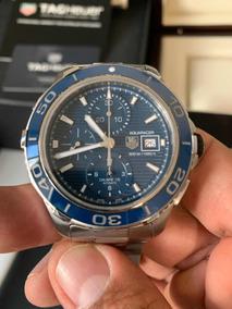 Tag Heuer Aquaracer Calibre 16 Cerâmica Relógio C/ História