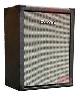 Bafle Roller Con Parlante De 12 Caja Pasiva 100 Rms Audio