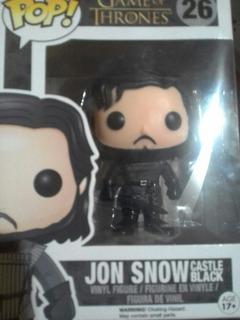 Jon Snow Castle Black Funko 26