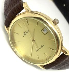 Relógio Mido Dreamline Em Ouro