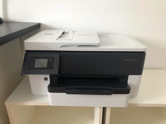 Impressora Multifuncional A3 Hp 7720