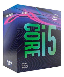 Micro Procesador Intel Core I5 9400f 2.9 Ghz Six-core Coffee