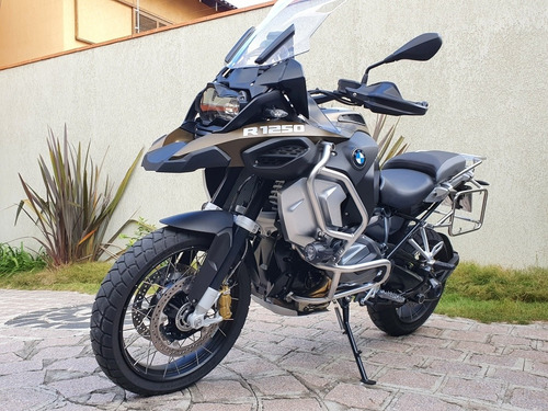 Bmw Gs 1250 R Adventure Exclusive,retirada 5/3/2020 C/1000km
